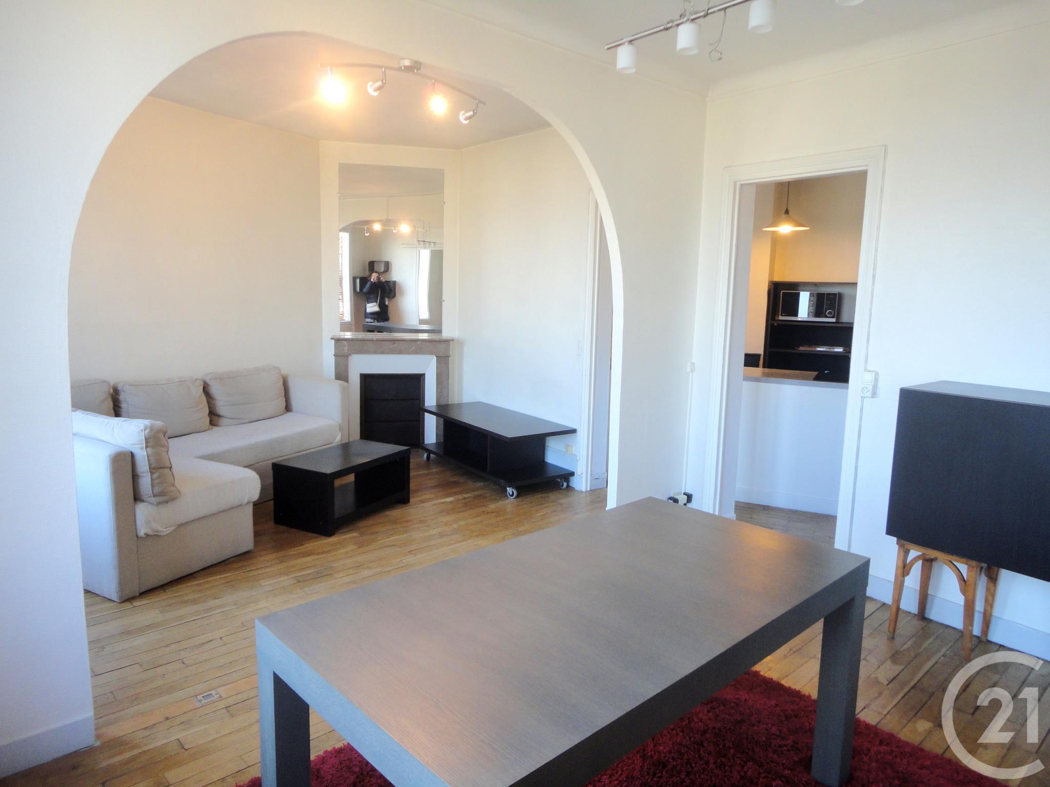 Appartement f2 à louer 2 pièces 48 m2 le perreux sur marne